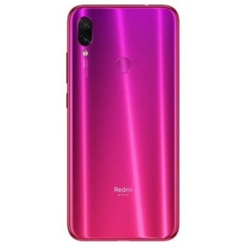 Смартфон Xiaomi Redmi Note 7 4/128Gb Nebula Red (Global Version)