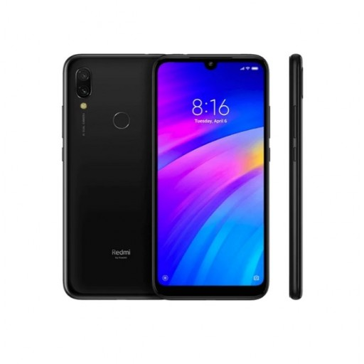 Смартфон Xiaomi Redmi 7 3/32Gb Eclipse Black (Global Version)